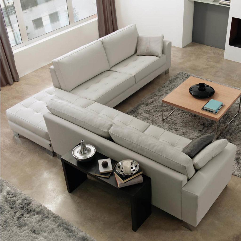 LOBI Sofá en salon hogar de diseño