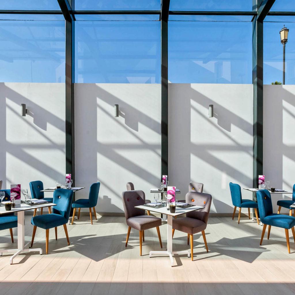 MUSE butacas de diseño para terraza exterior