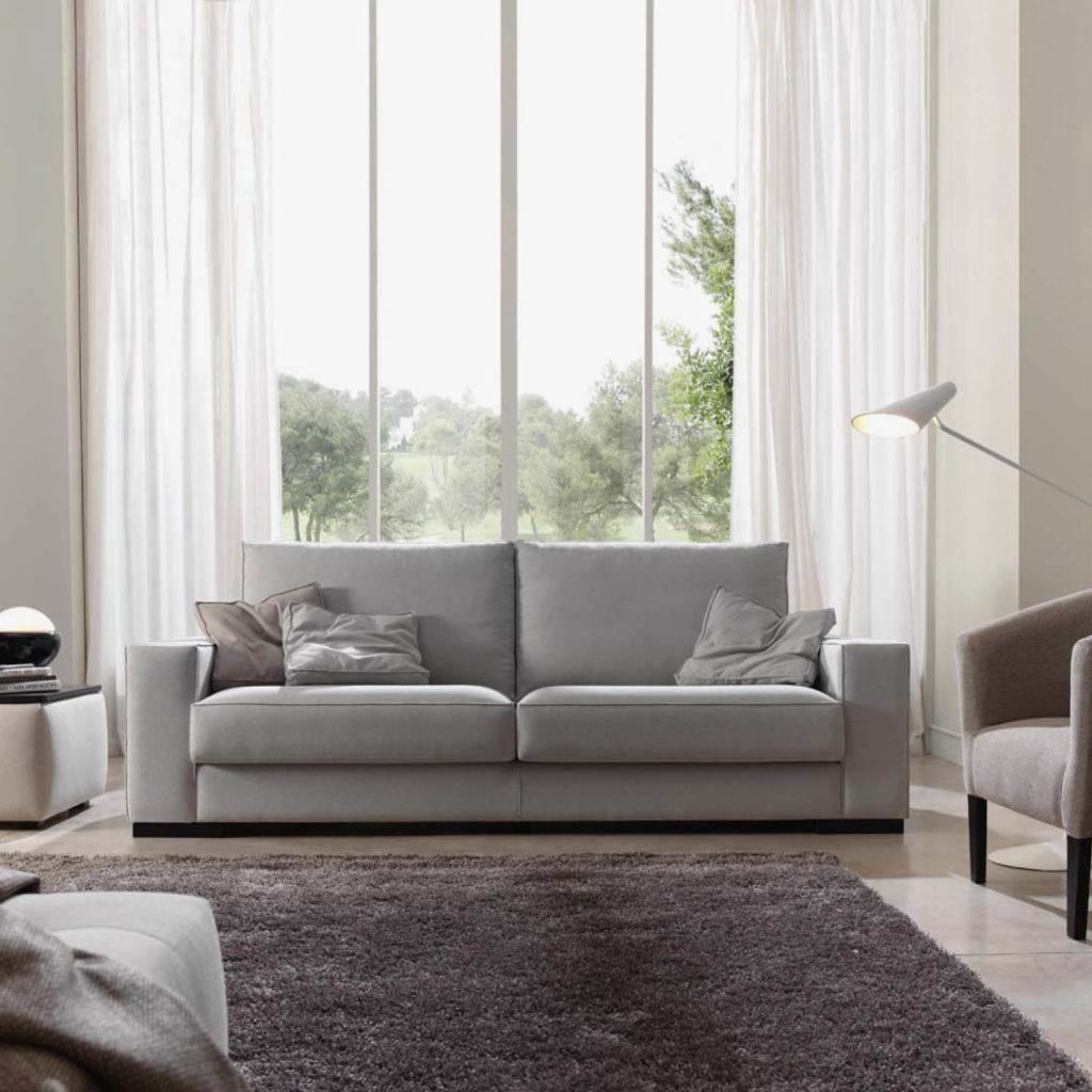 NIMO sofá tela LUCA 6660