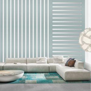 SUIT sofa tela nola beige claro