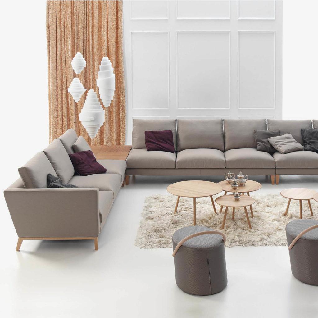 Sofá SLIM diseño de interiores hogar