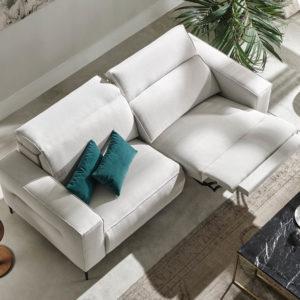 Tega sofa relax Belta Frajumar gris