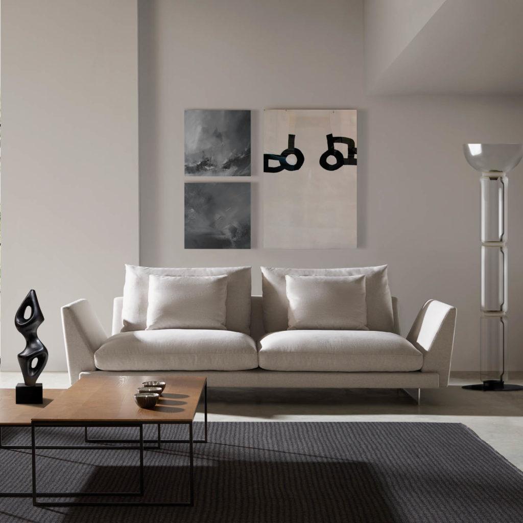 EDAI sofá ambiente salon