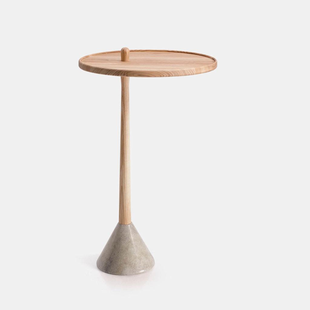 HERA mesa auxiliar