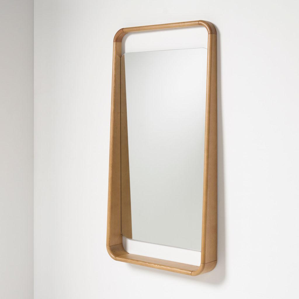 espejo SKON XL madera ROBLE