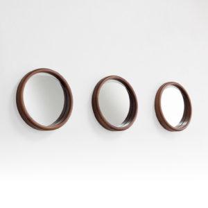 espejos pared circulares