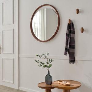 Espejo pared SKON L entrada hogar