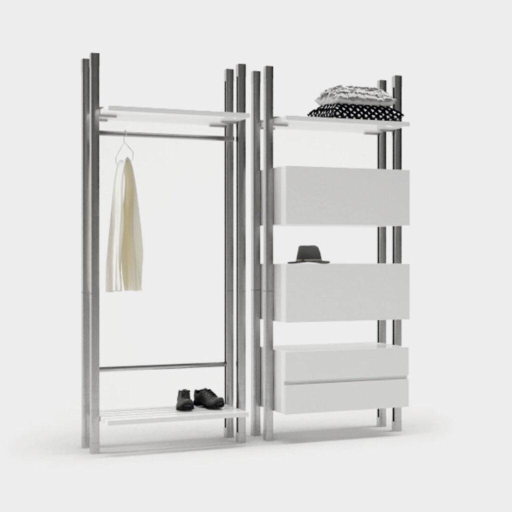 SEDA closet