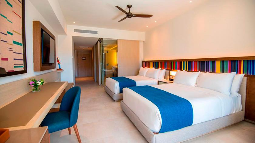 Hotel Hyatt, Ziva y Zilara, República Dominicana